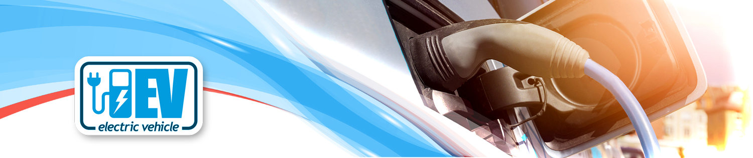 Electric Vehicles Banner