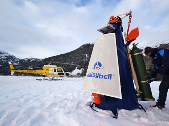 AEL&P Invests More into Avalanche Mitigation